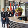 Avalon Waterways Illumination river cruise ship Guest Services staff