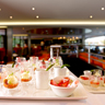 Avalon Waterways Illumination river cruise ship - snacks available in the Panorama bistro