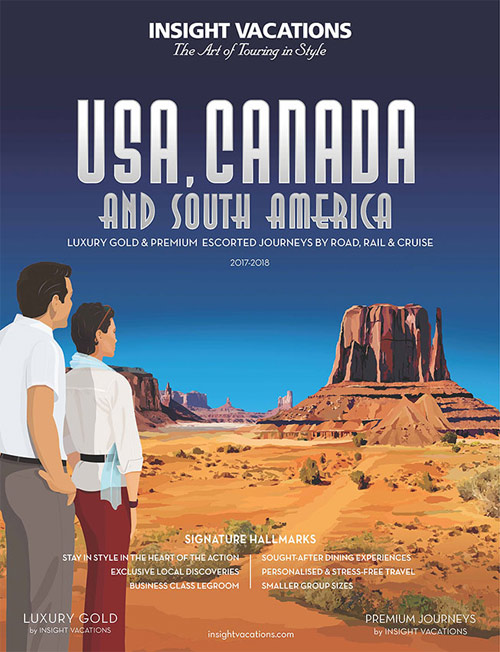 USA and Canada - Insight Tours 2017