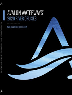 Avalon Waterways 2020 World Collection