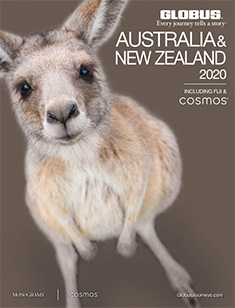 Globus 2020 Tours of Australia